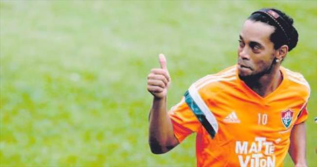 Ronaldinho Antalya'ya!