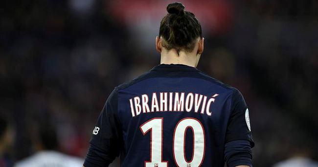 Ibrahimovic PSG'ye veda etti
