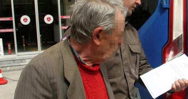 59 yaşındaki adam 2 çocuğa cinsel istismardan tutuklandı