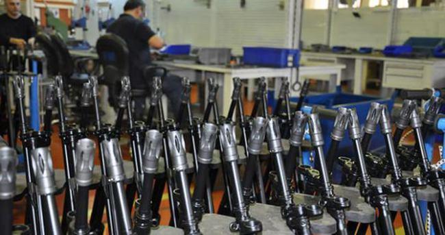 Milli Piyade Tüfeğinde seri üretime geçildi