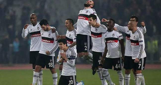 Beşiktaş'a doping kontrolü