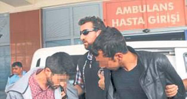 Silahlı saldırının failleri tutuklandı