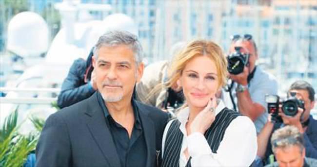 Yıldız ikili Cannes'da