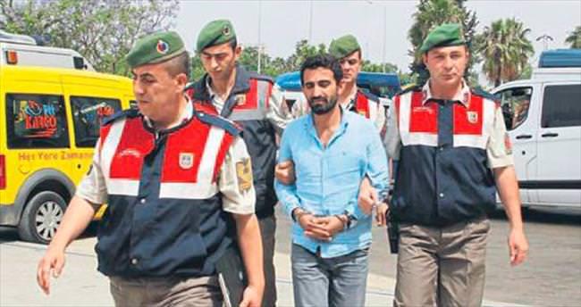 Aranan PKK'lı otobüste çıktı