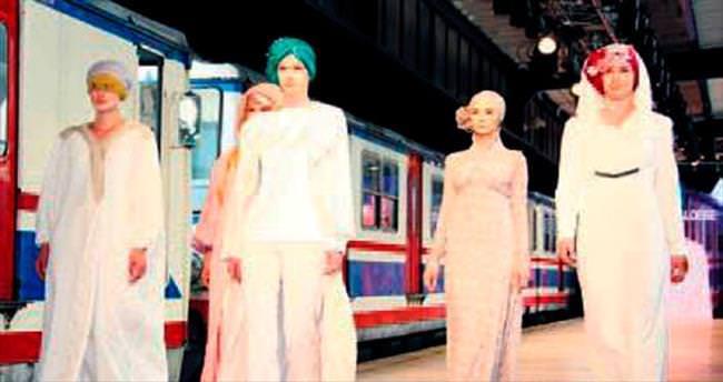 Muhafazakâr moda IMFW'da buluştu