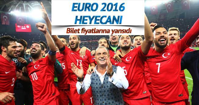EURO 2016 biletleri karaborsada