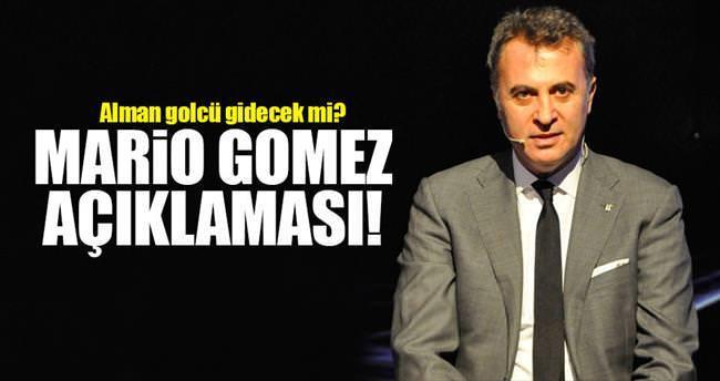 Gomez gitmez!