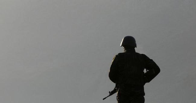 Dağlıca'da 1 asker şehit oldu