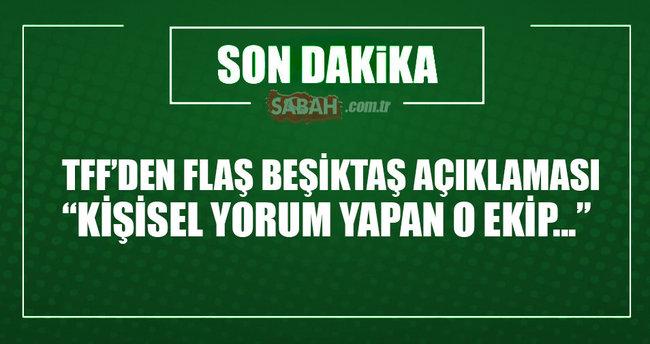 Beşiktaş'a doping kontrolü istifa getirdi!