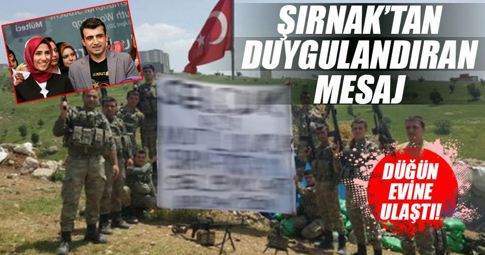 Erdoğan'ın damadı nikah öncesi bu fotoğrafı paylaştı