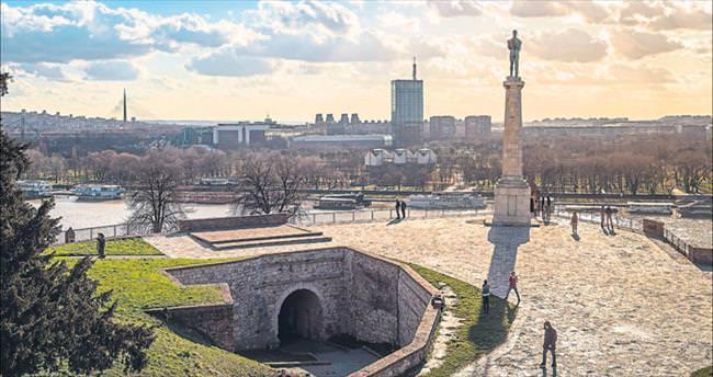 İki nehir kavuşunca Belgrad