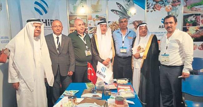 ASHİB Arabistan'a fuar çıkarması yaptı