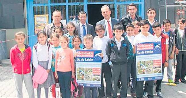 Okullara halk sağlığı semineri