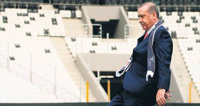 Hayalim Cumhurbaşkanı Erdoğan'la futbol oynamak
