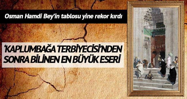 """""""Yeşil Cami Önü"""" 13.5 milyona satıldı"""