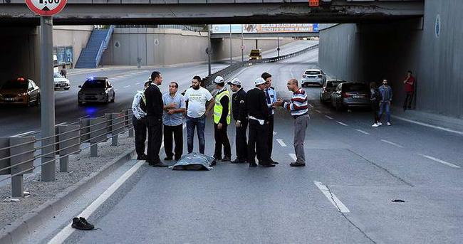 İstanbul'da kaza: 1 ölü