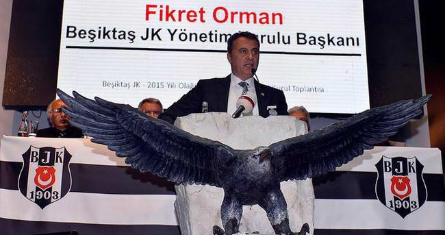 Beşiktaş'ta seçim başladı.