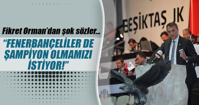 Fenerbahçeliler de şampiyon olmamızı istiyor .