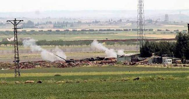 TSK Suriye'deki DAEŞ hedeflerini vurdu