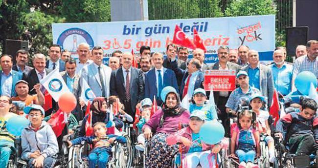 Başkan Tahmazoğlu: Şahinbey'de engel yok
