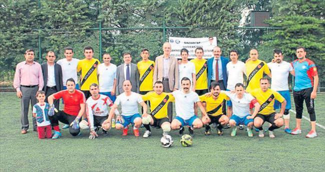 Dr. Ersİn Arslan Futbol Turnuvası sona erdİ