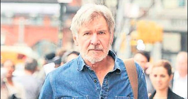 'Meğer Harrison Ford beni tanımıyormuş!'