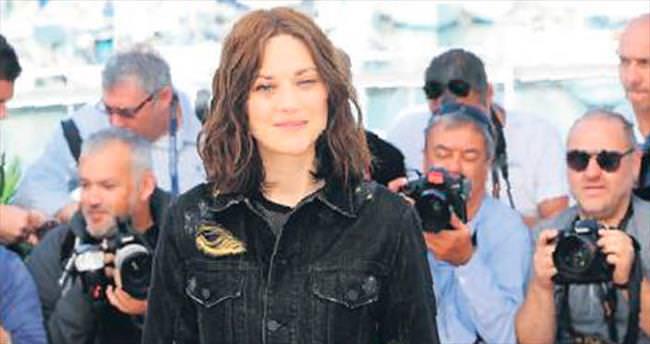 Cannes'ın yıldızı