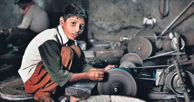 Türkiye'de 133 bin çocuk işçi var