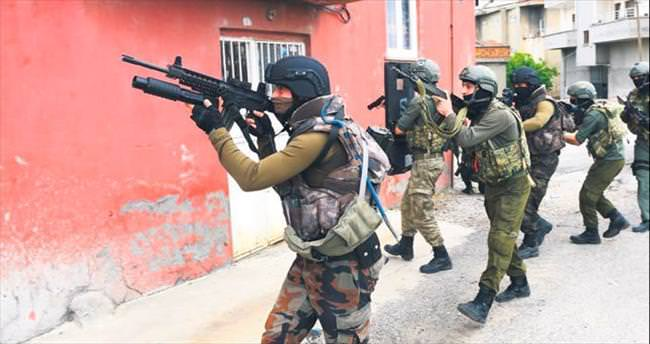 41 terörist öldürüldü Kaçamadılar