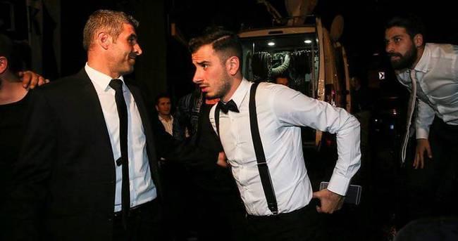 Beşiktaş şampiyonluğu gece kulübünde kutladı