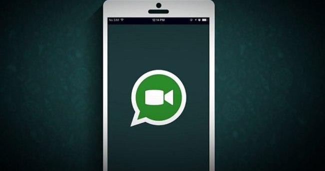 WhatsApp görüntülü arama çok yakında