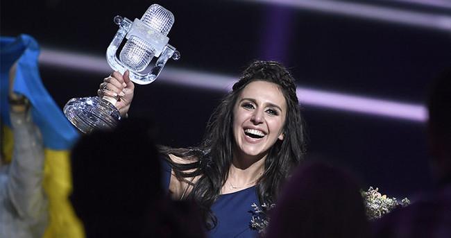 Eurovision 2016 birincisi Jamala'ya o unvan verilecek!