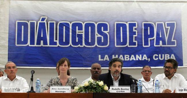 Kolombiya'da hükümet ile FARC çocuklar konusunda anlaştı