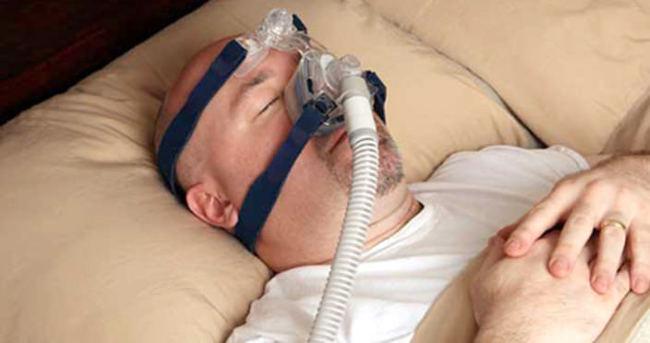 Ensesi kalın kişiler uyku apnesinde daha riskli