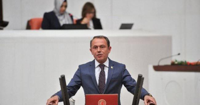 AK Partili Şahin Tin'den milli mücadele mesajı