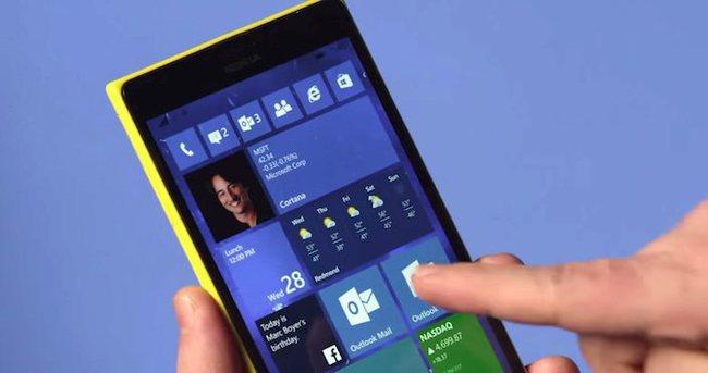 Windows 10 Mobile, beklenen özelliğe kavuşuyor