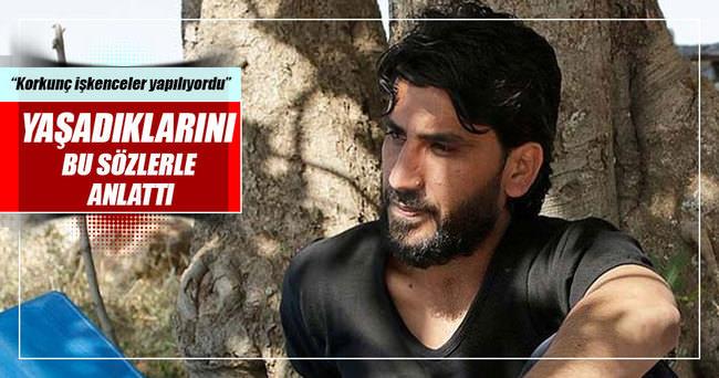 'Esed rejimi korkunç işkenceler yapıyordu'