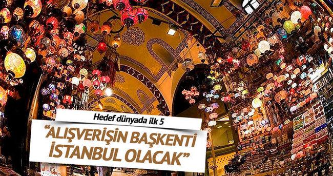 Temmuz'da alışverişin başkenti İstanbul olacak