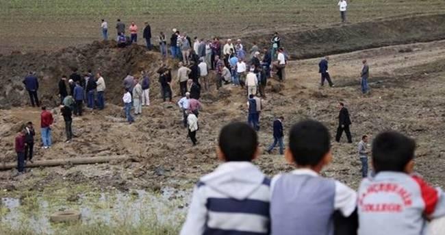 Patlamanın ardından kaybolan köylüler aranıyor