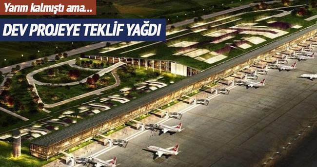 Çukurova Havalimanı için 19 teklif