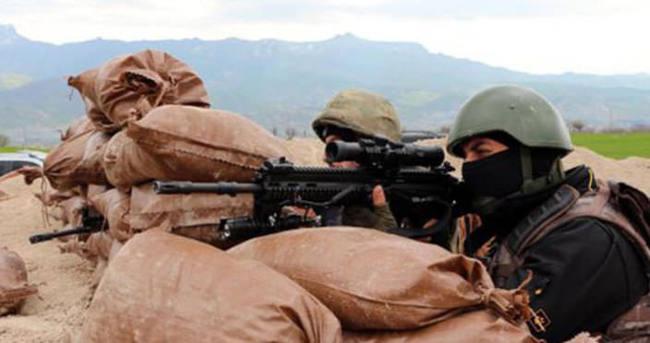 Muş'ta 2 polisi şehit eden PKK'lılar öldürüldü