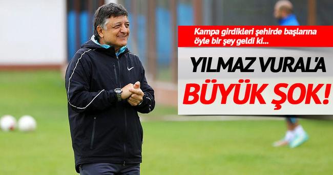ADANA DEMİRSPOR'A İDMAN YAPTIRMADILAR!
