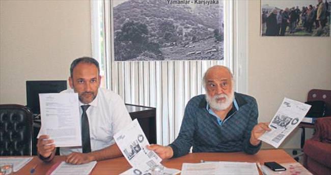 Yamanlar'a mahkeme freni