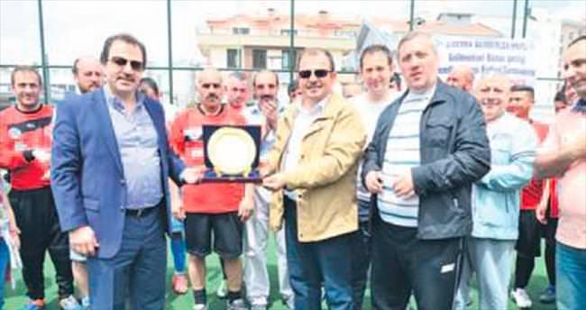 Berberler turnuvası sona erdi