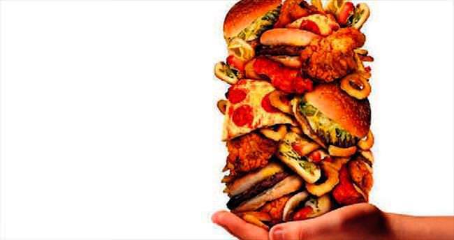 Fast food böbreklere diyabet kadar zararlı