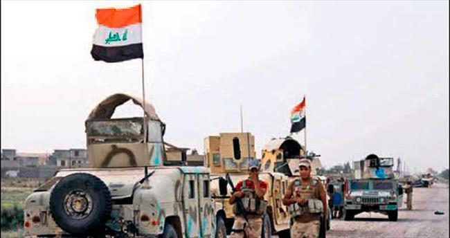 Irak ordusundan DAEŞ'e karşı Enbar operasyonu