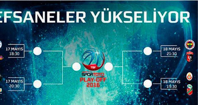 Sıra geldi play-off'a