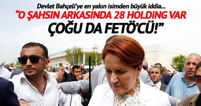 Semih Yalçın'dan Meral Akşener hakkında FETÖ iddiası