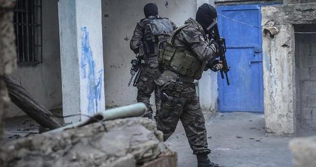 Terör örgütü PKK'ya şafak baskını!