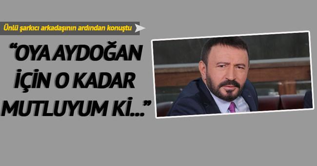 Mustafa Topaloğlu: Oya Aydoğan için o kadar mutluyum ki...